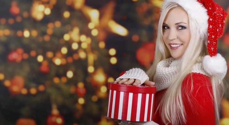 Идеи подарка для женщины на Новый год