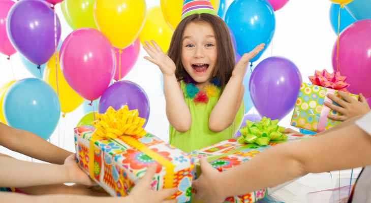 Какой сюрприз устроить ребенку на день рождения