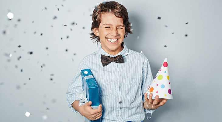 Идеи подарка мальчику на день рождения