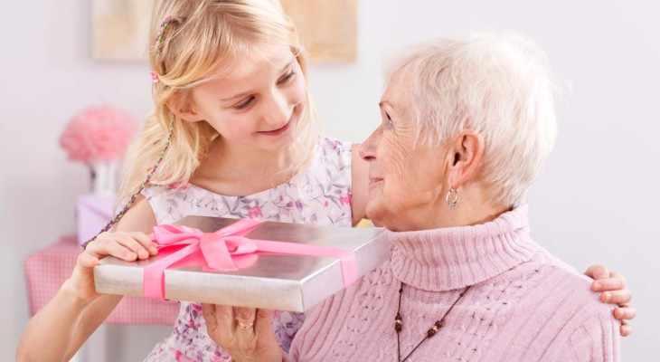 Идеи подарка бабушке на 60-летний юбилей