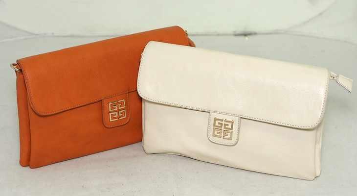 две сумки клатч
