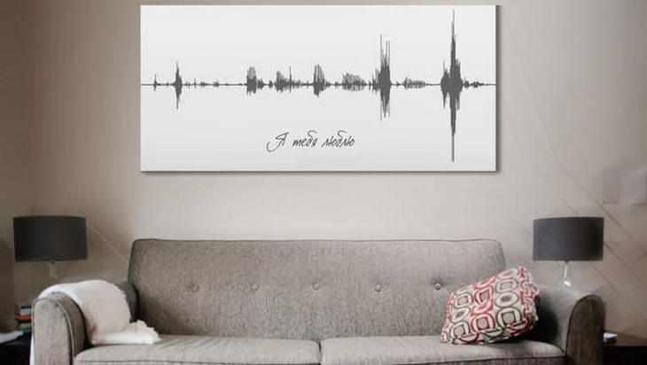 Фотография (картина) голоса