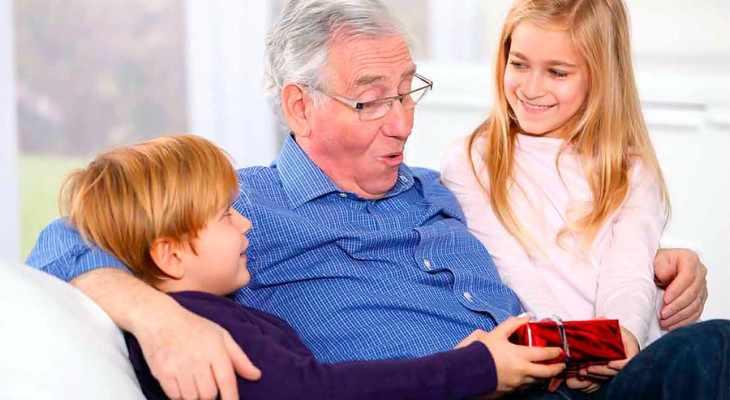 Идеи подарка дедушке на 23 февраля