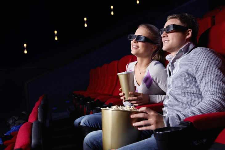 Абонемент в кино