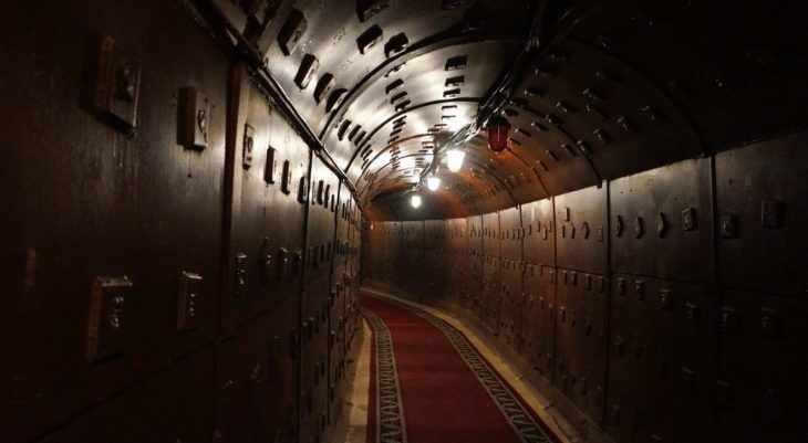 Экскурсия в бункер