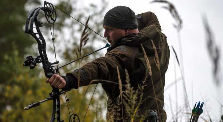 Стрельба из лука или арбалета