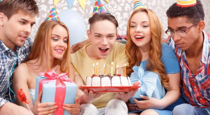 Что подарить парню на день рождения 18 лет?
