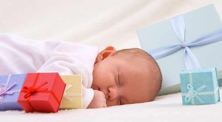 Подарок на рождение мальчика 42 идеи