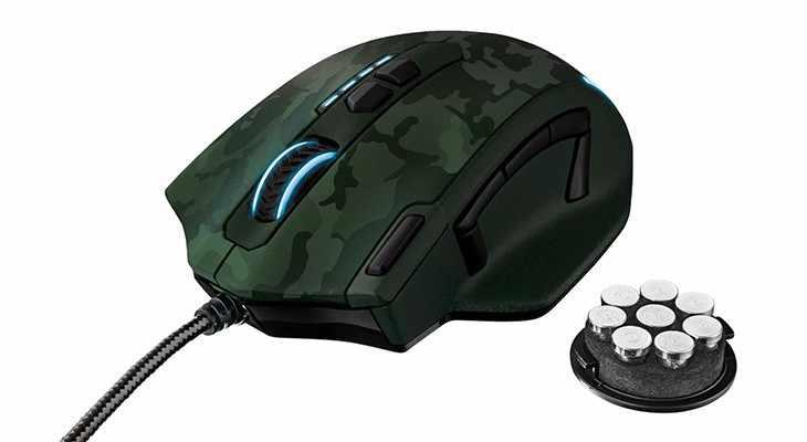 Военная компьютерная мышь