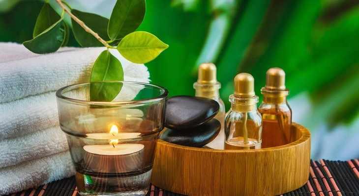 Набор ароматических масел для ванной
