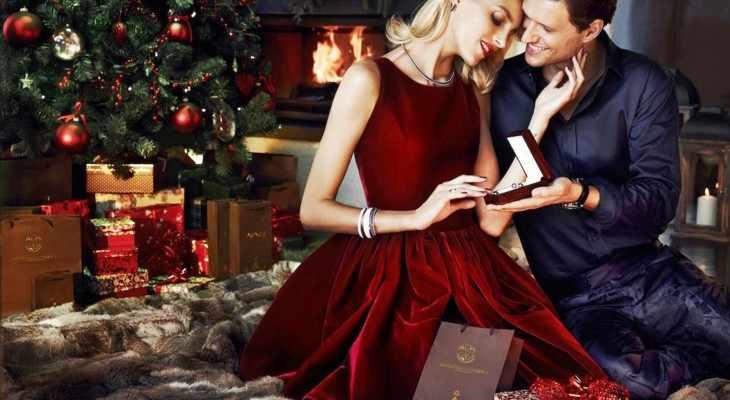что подарить любимой женщине на Новый год