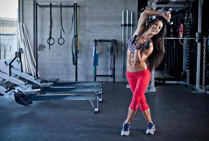 Абонемент в фитнесс-зал
