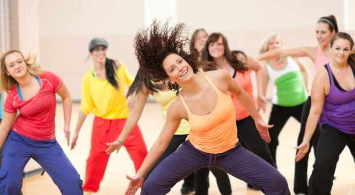 Урок танца, вокала или актерского мастерства