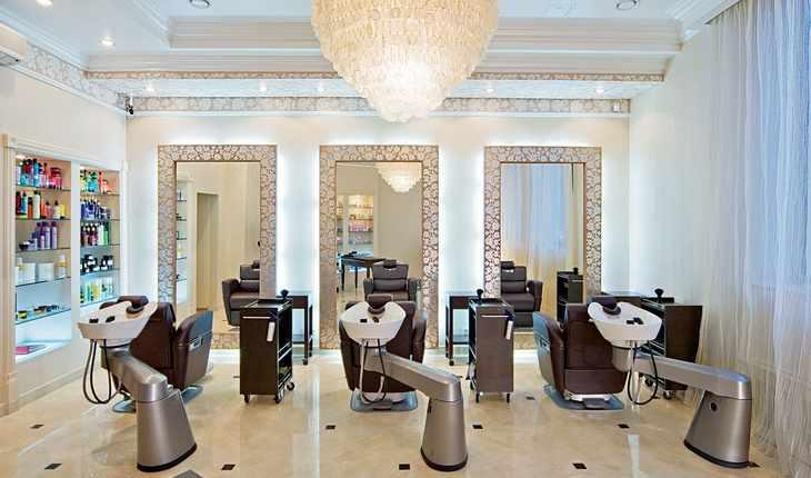 Сертификат на посещение салона красоты или магазина косметики