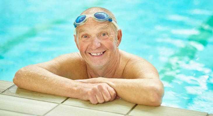 Абонемент в спортзал или бассейн
