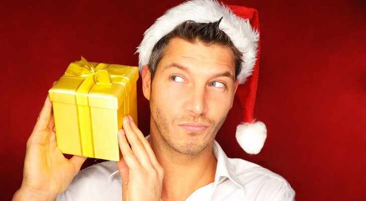 Новогодние подарки мужчине