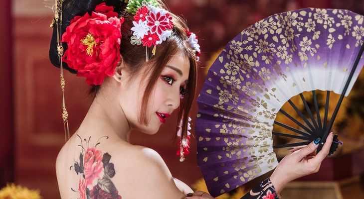 Урок «Секреты гейши»