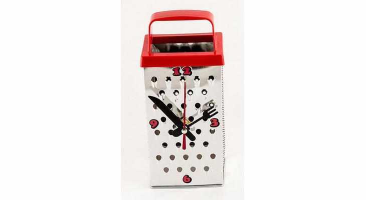 Необычные часы «Терка»