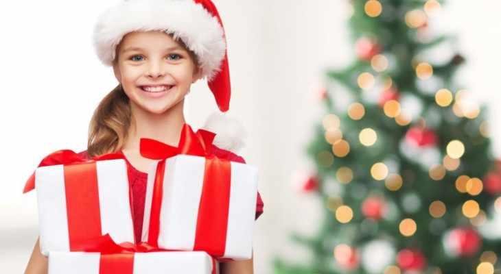 Идеи подарков школьникам на Новый год