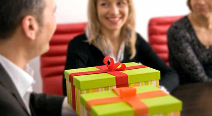 Идеи подарков для деловых партнеров на Новый год